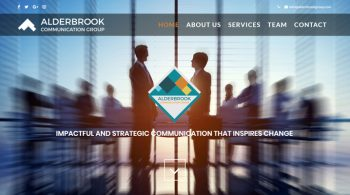 Alderbrook Communications Group - Web Design Fix Kenya Limited