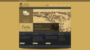 Barizi Holidays - Holidays Web Design Fix Kenya Limited