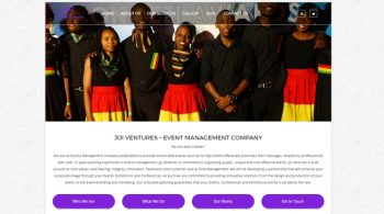 Jiji Ventures - Event Management Web Design Fix Kenya Limited