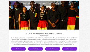 Jiji Ventures - Event Management Web Design Fix Kenya Limited