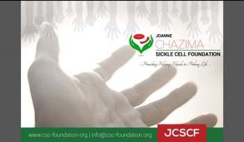 Joanne Chazima Sickle Cell Foundation - Brochure Design Fix Kenya Limited
