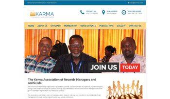 KARMA - Association Web Design Fix Kenya Limited