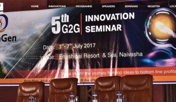 KenGen G2G Seminar - Event Web Design Fix Kenya Limited
