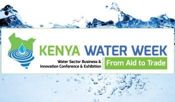Kenya Water Week - Logo Design Fix Kenya Limited