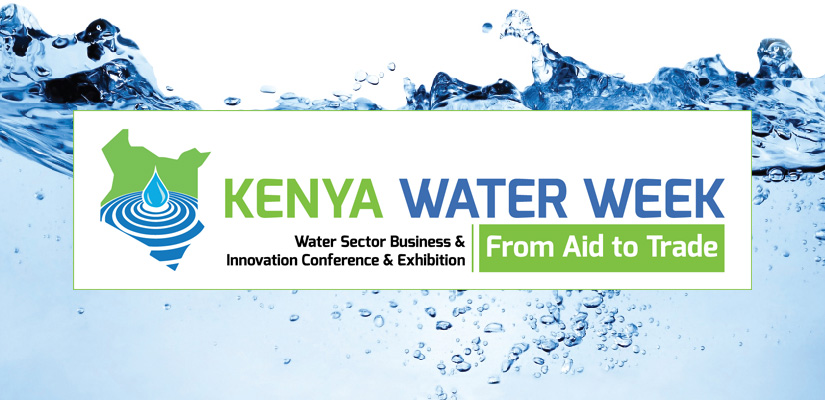 Kenya Water Week - Logo Design Fix Kenya Limited