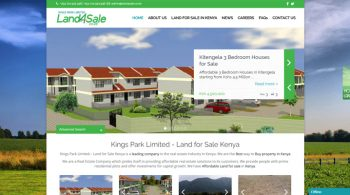 Land 4 Sale - Land for Sale Web Design Fix Kenya Limited