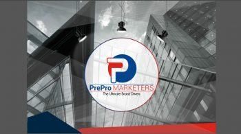 PrePro Marketers - Company Profile Design Fix Kenya Limited