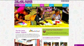 The Ark Junior School - School Web Design Fix Kenya Limited