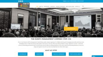 The Events Management Company - Event Management Web Design Fix Kenya Limited