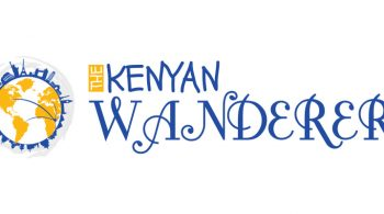 The Kenyan Wanderer - Logo Design Fix Kenya Limited