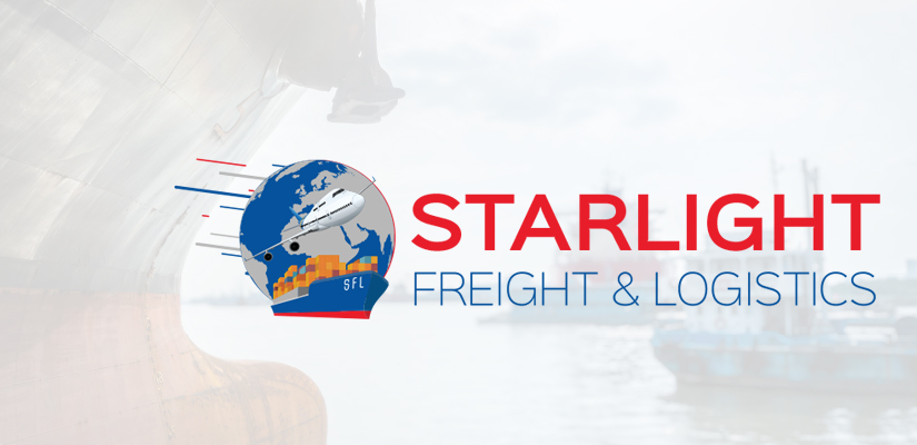 Starlight Freight Logistics Logo Design by Fix Kenya Limited