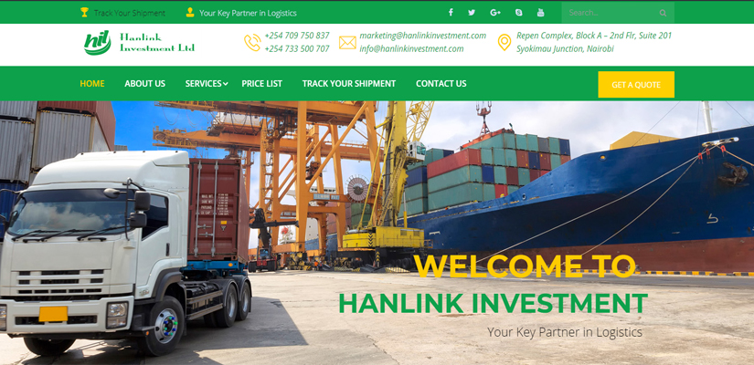Fix Kenya Limited Clients - Hanlink Investment Limited