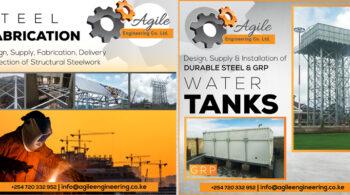 Agile Engineering - Fix Kenya Limited Logo Graphic Design Clients in Kenya