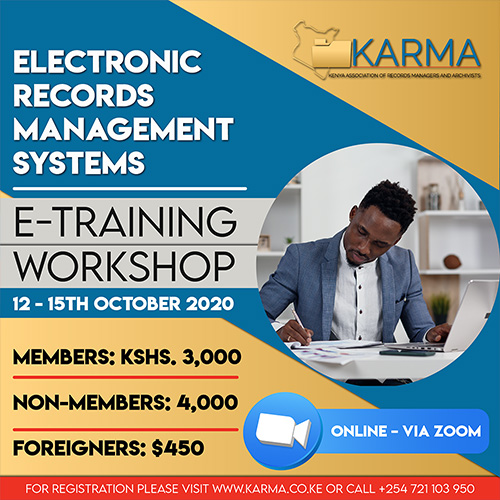 KARMA - Fix Kenya Limited Graphic Design Clients Event Marketing in Kenya 1