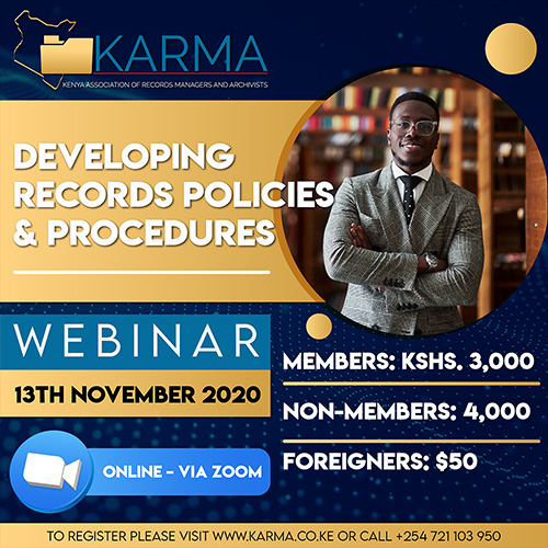 KARMA - Fix Kenya Limited Graphic Design Clients Event Marketing in Kenya 3
