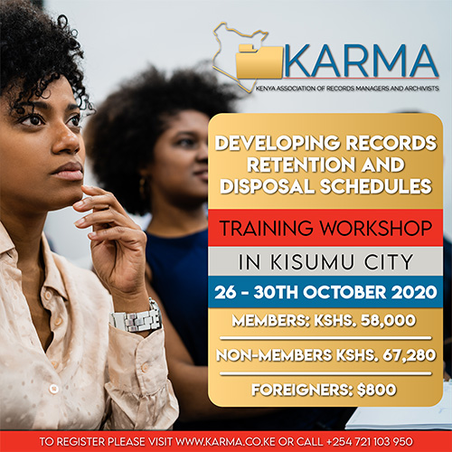 KARMA - Fix Kenya Limited Graphic Design Clients Event Marketing in Kenya 7