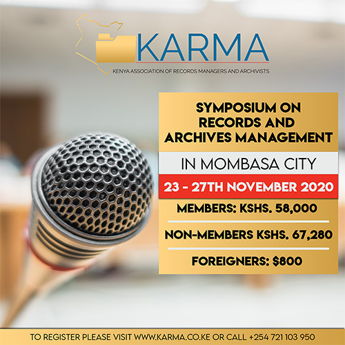 KARMA - Fix Kenya Limited Graphic Design Clients Event Marketing in Kenya 8