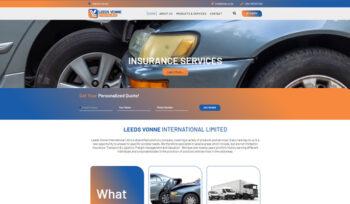 Leeds Vonne International - Fix Kenya Limited Web Design Clients in Kenya