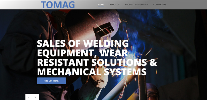 TOMAG - Fix Kenya Limited Web Design Clients in Kenya