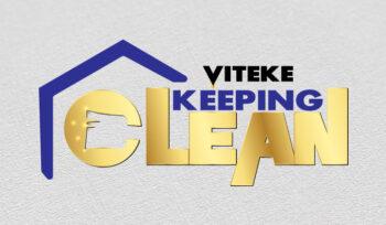Viteke Keeping Clean - Fix Kenya Limited Logo Graphic Design Clients in Kenya