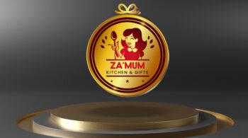 Za'Mum Kitchen & Gifts - Fix Kenya Limited Logo Graphic Design Clients in Kenya