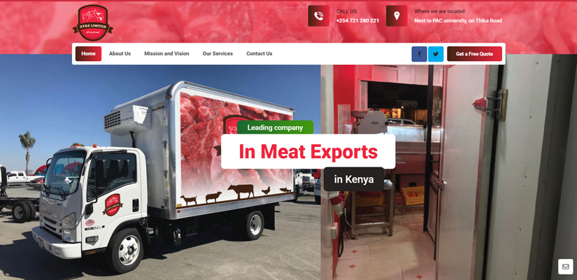 Zyke Limited - Fix Kenya Limited Web Design Clients in Kenya